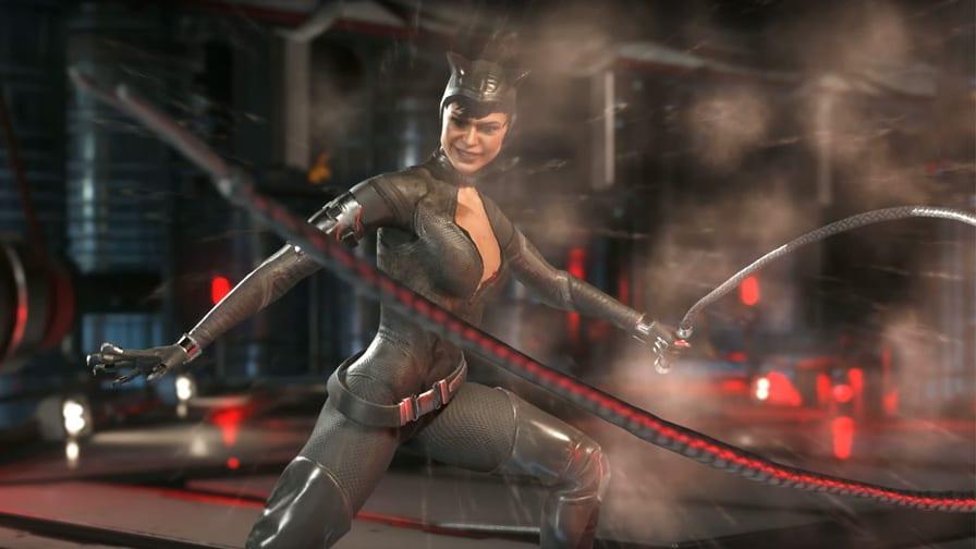Novo trailer de Injustice 2 mostra Mulher Gato arrebentando tudo