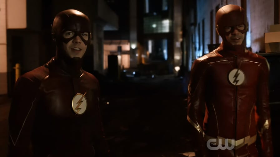 The Flash 3ª Temporada – Episódio 19: De Volta Para o Futuro Parte ...