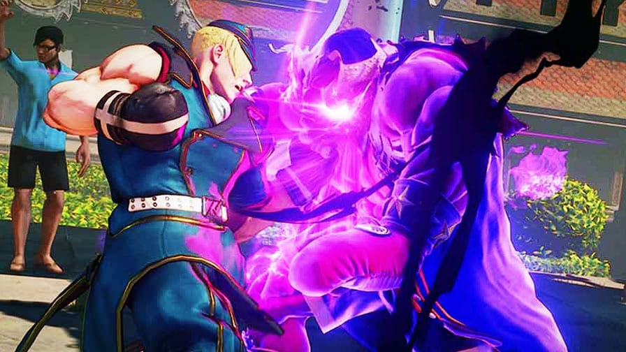 Capcom revela Ed para Street Fighter V