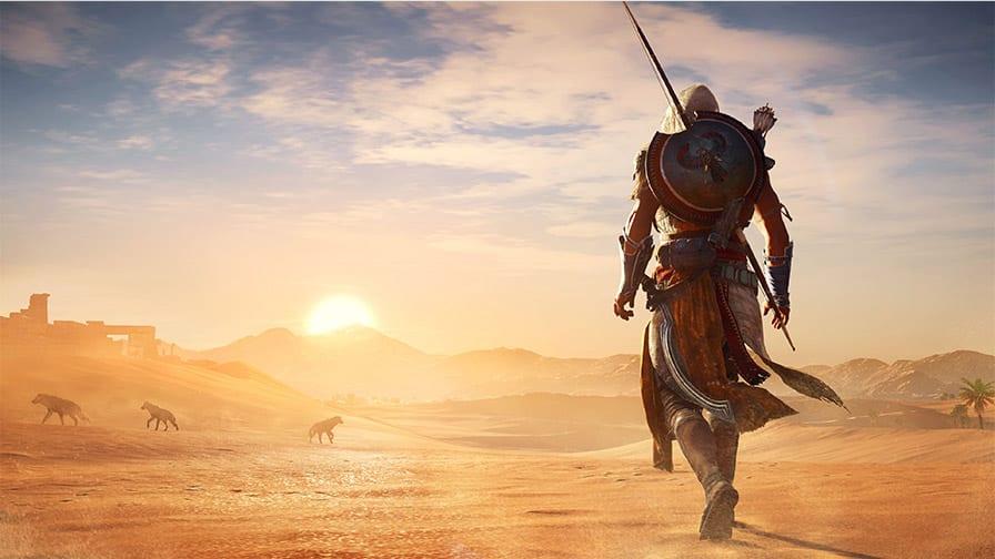 Final Fantasy XV e Assassin's Creed Origins terão parceria de conteúdo