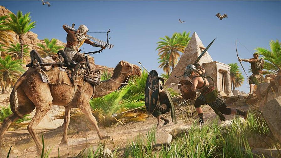 Novo trailer de Assassin's Creed: Origins