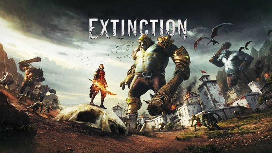 Extinction anunciado para PC, PS4 e Xbox One