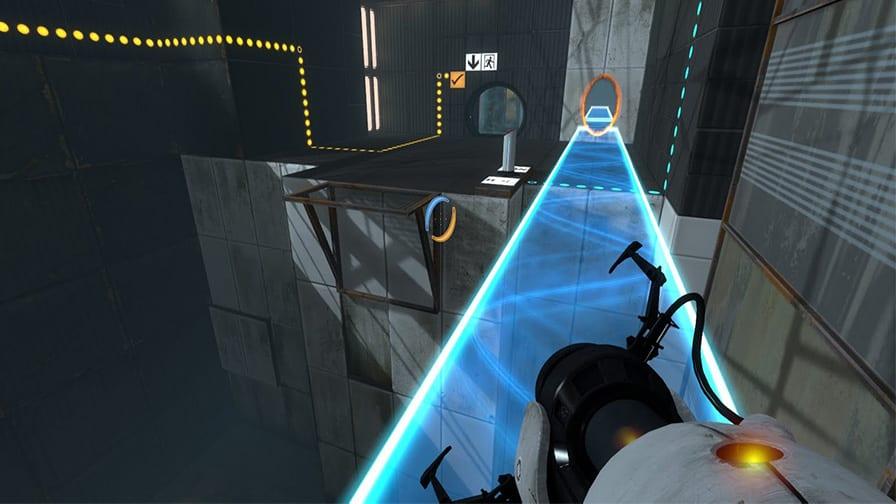 Portal - Left 4 Dead
