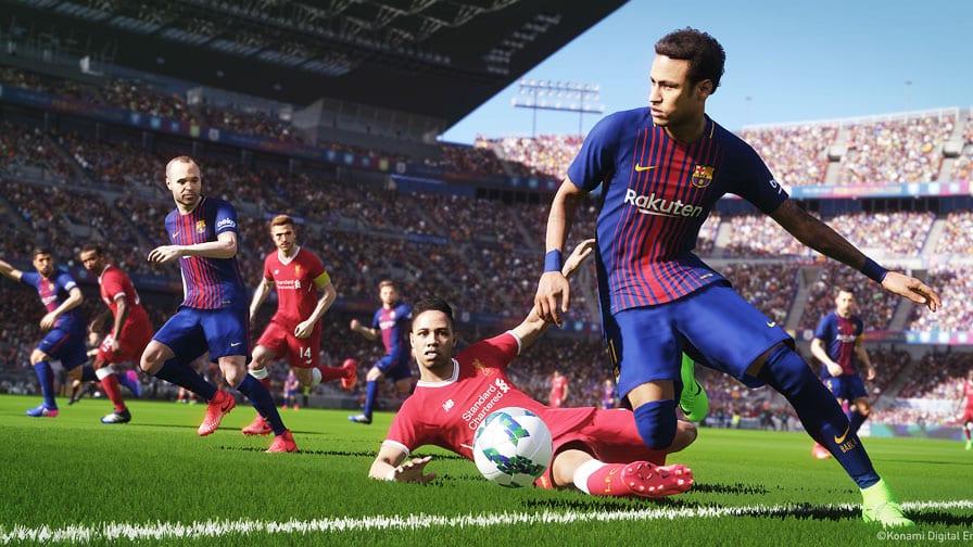 Pro Evolution Soccer 2018: Já podes jogar a beta