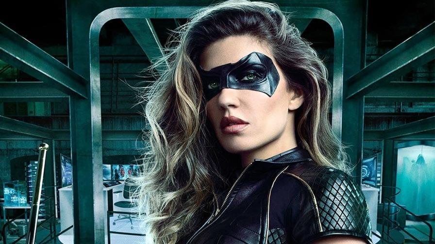 Arrow | Confira o visual da nova Canário Negro na 6ª temporada