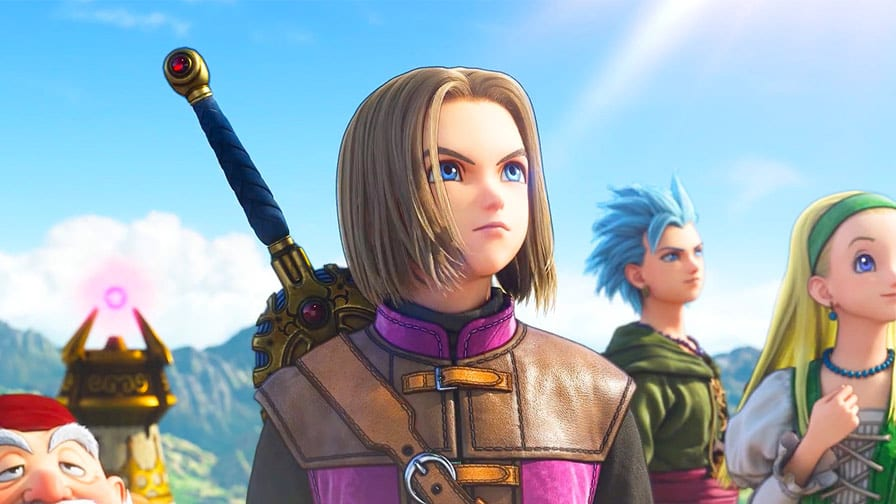 Square confirma que Dragon Quest 11 chegará ao Ocidente