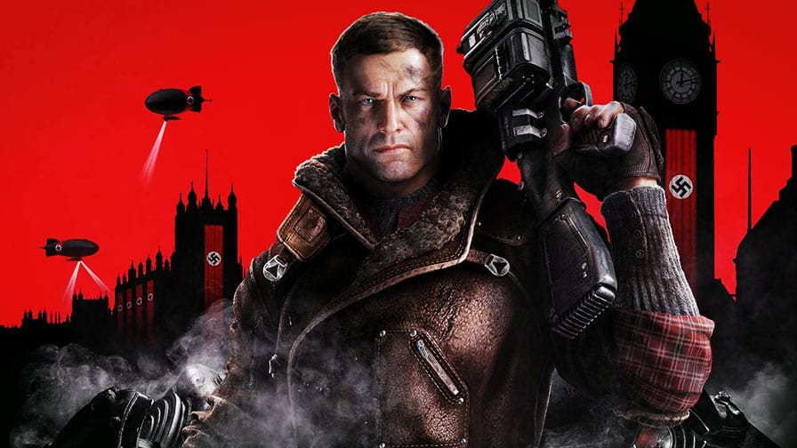 The New Colossus para Nintendo Switch recebe data de lançamento — Wolfenstein II