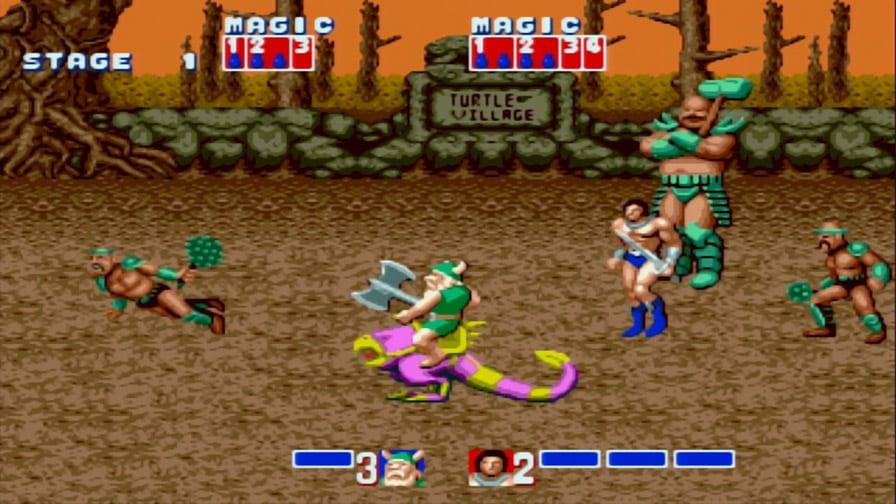 Golden Axe é lançado gratuitamente para smartphones — Sega Forever