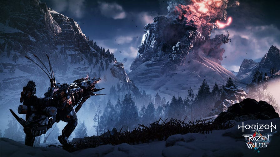 Horizon Zero Dawn: The Frozen Wilds chega a 7 de novembro