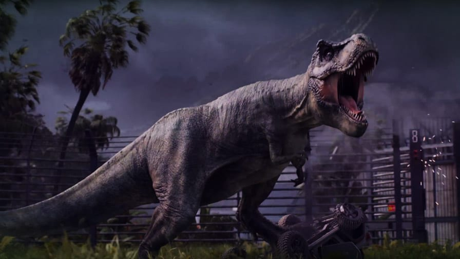 Jurassic World Evolution revelado para a PS4, Xbox One e PC