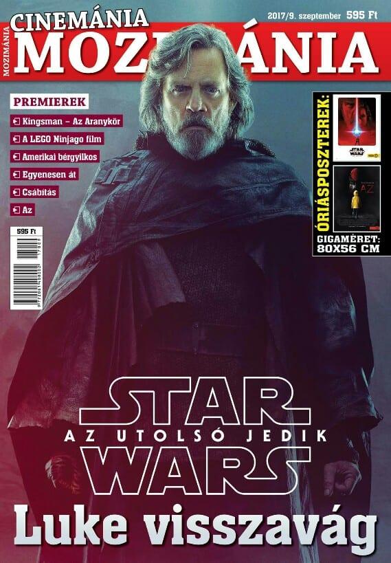 Luke Skywalker sombrio