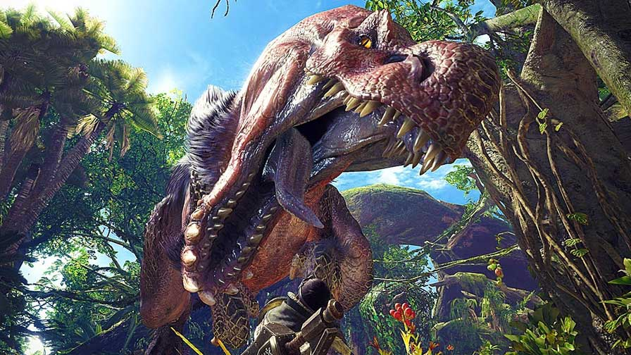 World terá direito a beta exclusiva no PS4 — Monster Hunter