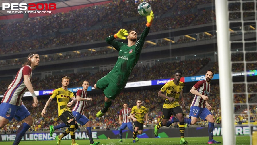 PES 2018 ostenta novos trailers na Gamescom