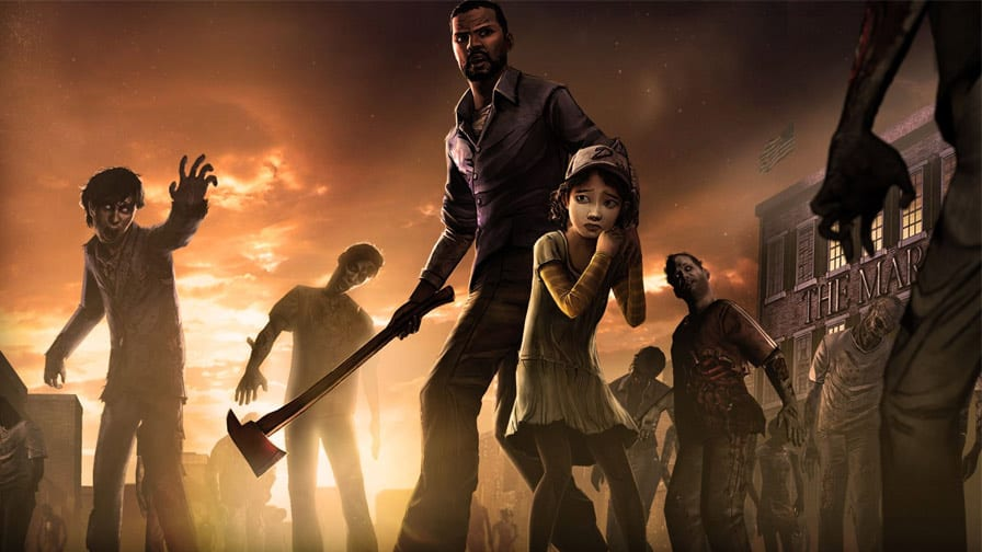 The Walking Dead vira game de realidade aumentada