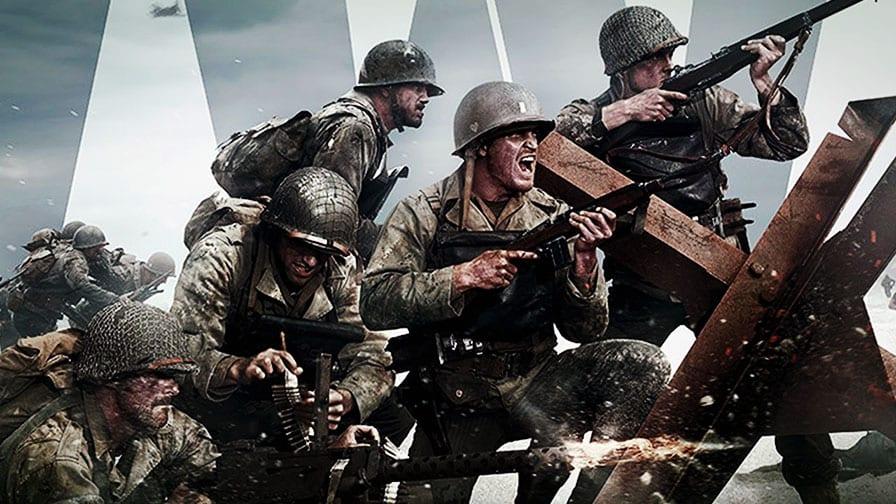 Call of Duty WWII de volta às guerras antigas