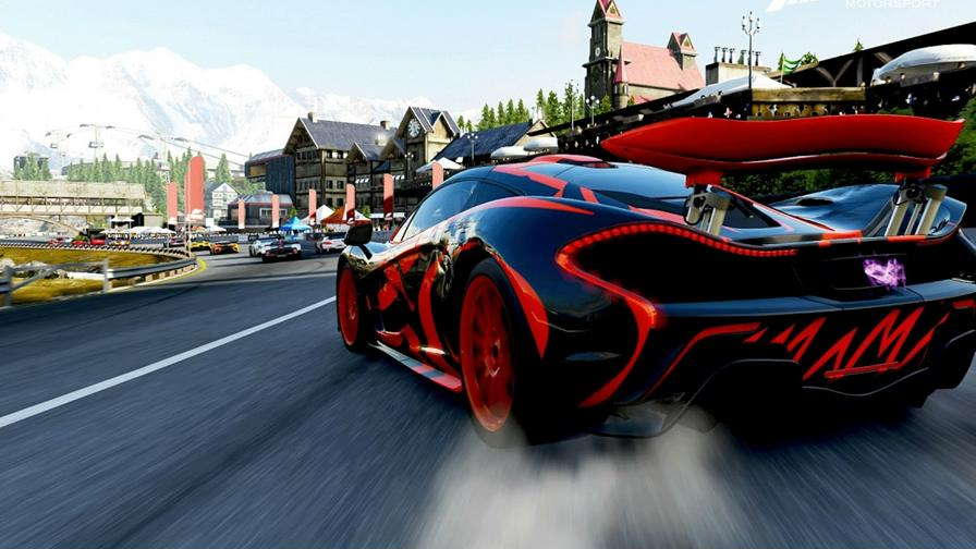 Microsft divulga trailer de lançamento de Forza Motorsport 7