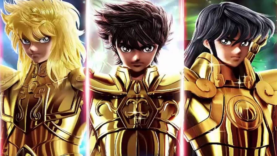 Saint Seiya Online vai te colocar no universo dos Cavaleiros do Zodíaco
