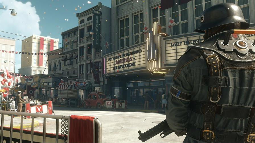 The New Colossus recebe novo teaser — Wolfenstein II