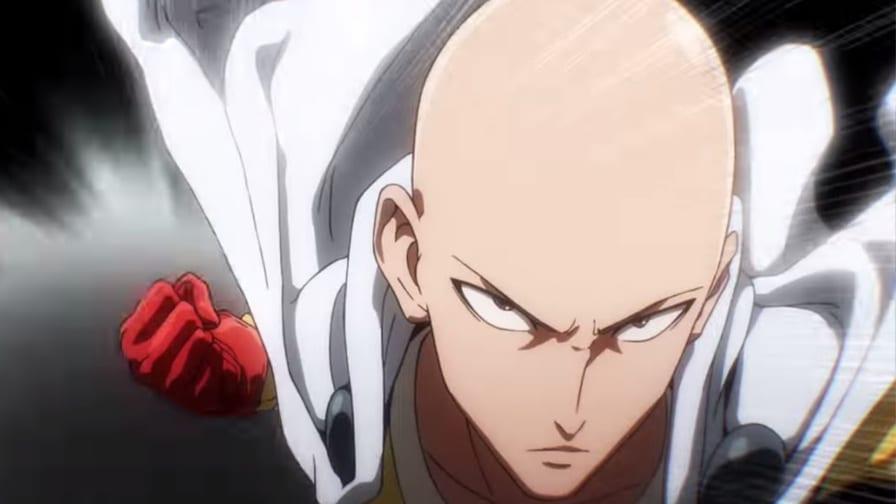 One Punch Man é um dos melhores animes dos últimos tempos. A segunda temporada promete.