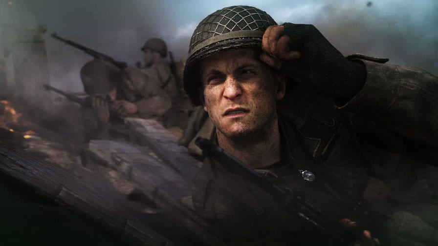 COD WWII activision