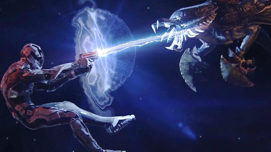 Dolmen, o Dark Souls Futurista