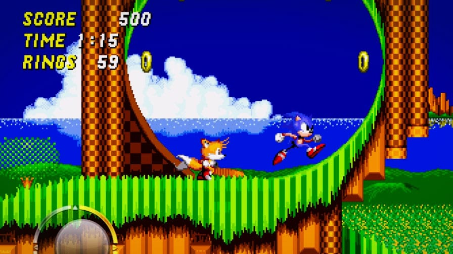 Sonic The Hedgehog 2 chega de graça para iOS e Android