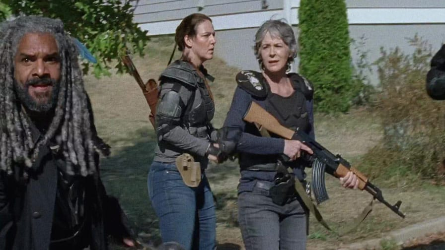 The Walking Dead promo 4 episódio 8 temporada