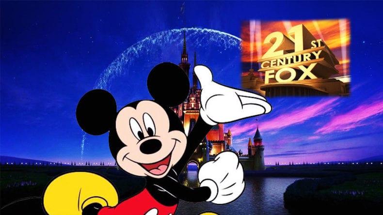 Disney anuncia quando a compra da Fox será concluída Disney-e-FOX-790x444