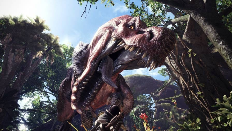 Monster Hunter World terá nova beta na PS4