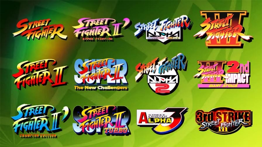 Anos de Street Fighter com Street Fighter 30th Anniversary Collection