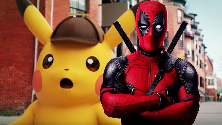 Ryan Reynolds será o Detetive Pikachu no live-action de Pokémon