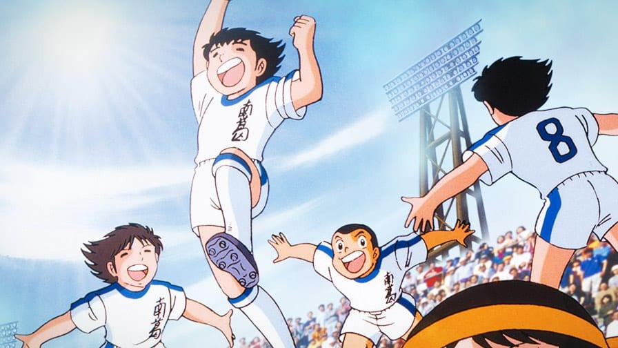 5fe63cbf0a Super Campeões chega ao Cartoon Network para conquistar uma nova geração
