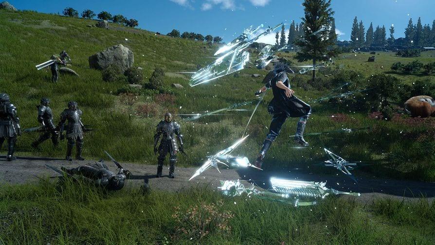 Final Fantasy XV já tem data para chegar ao PC; confira