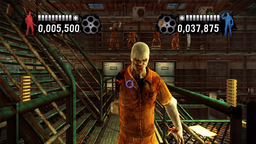 house of the dead game characters