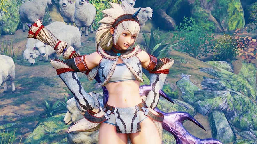 Street Fighter 5 vai receber fatos de Monster Hunter