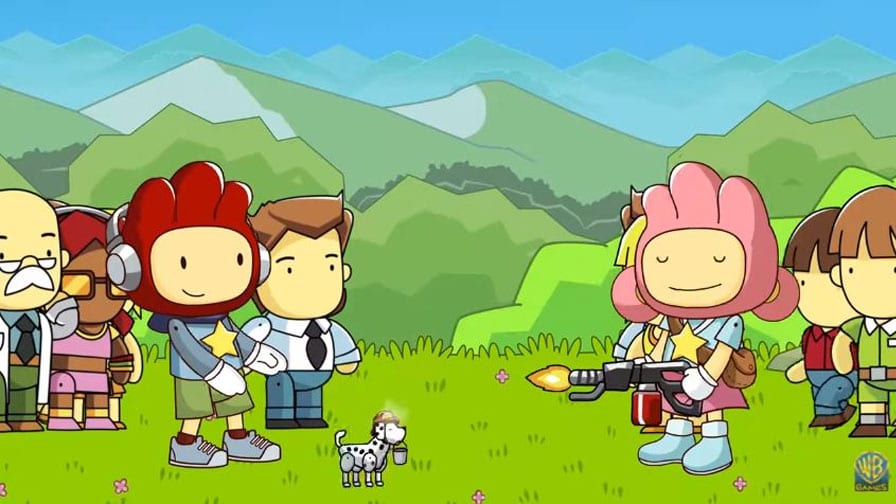Warner Bros. anuncia Scribblenauts Showdown para PS4, Xbox One e Switch