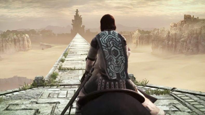 Novo jogo do criador de Shadow of the Colossus tem novas informações divulgadas Shadow-of-the-colossus-1-790x444
