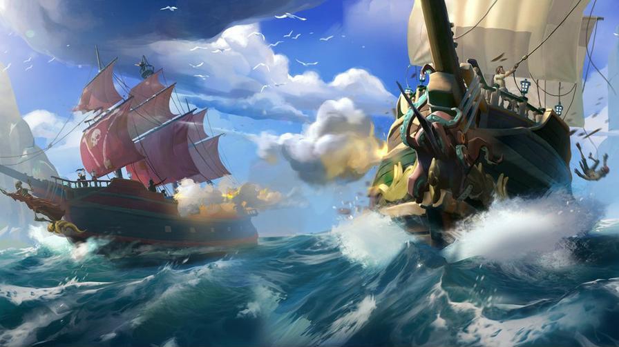 Sea of Thieves terá novo beta público no fim de semana