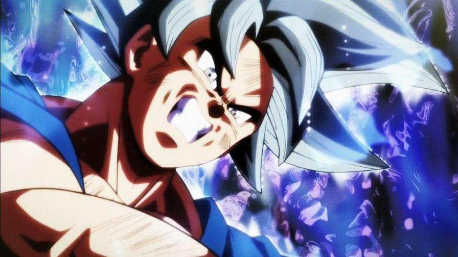 Revelada nova transformação de Goku