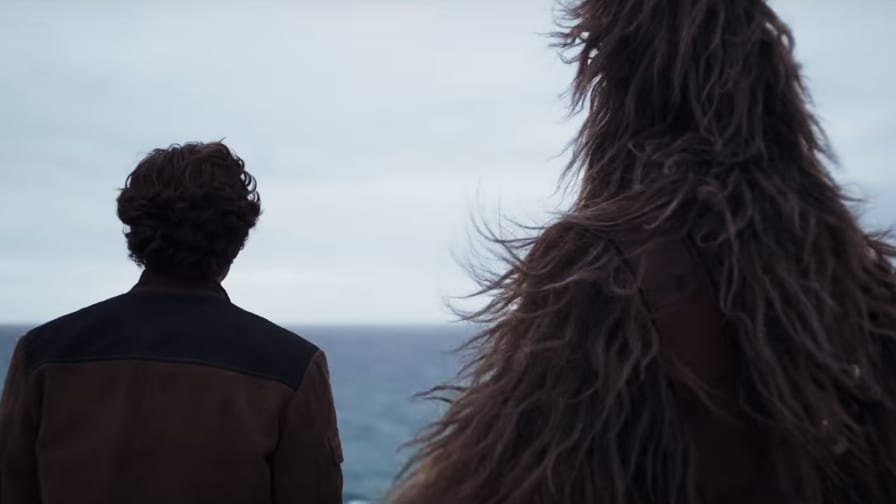 Uma História Star Wars finalmente ganha primeiro teaser — Solo