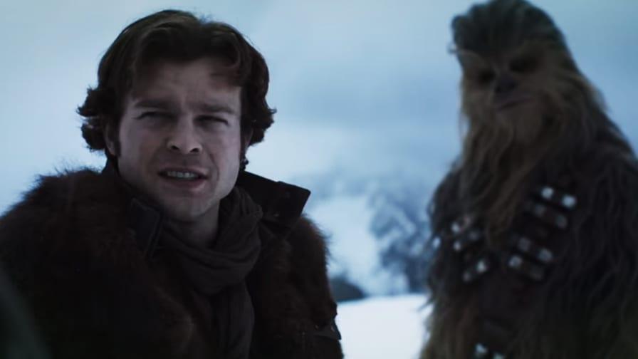 Primeiro teaser do filme Solo: Uma história Star Wars