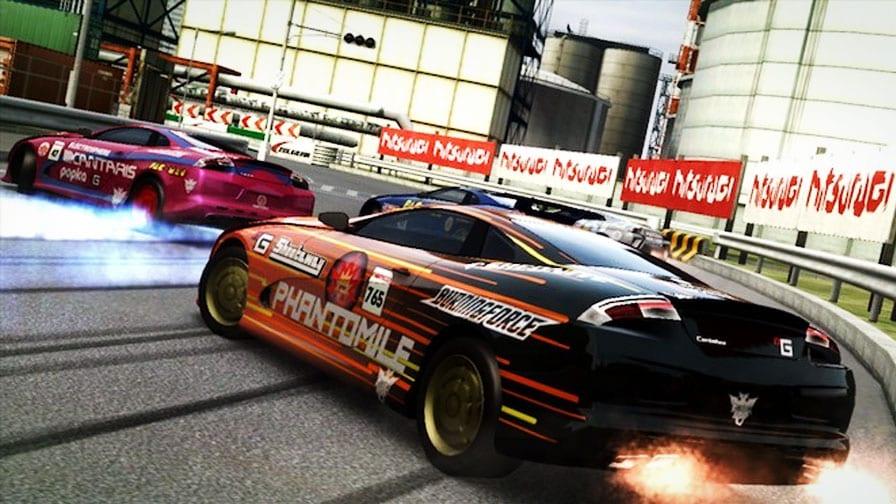 Ridge Racer 8