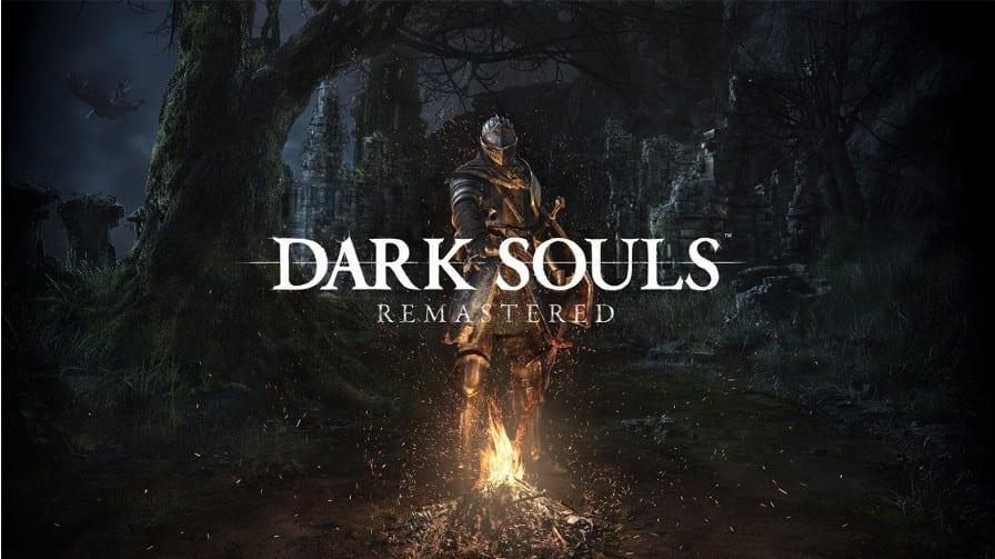 Que tal testar o remaster de Dark Souls?