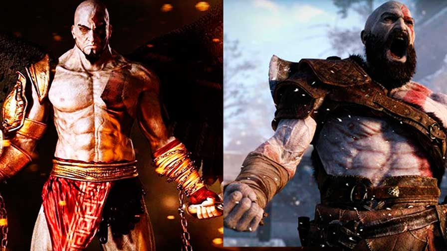 God of War ganha novo comercial épico