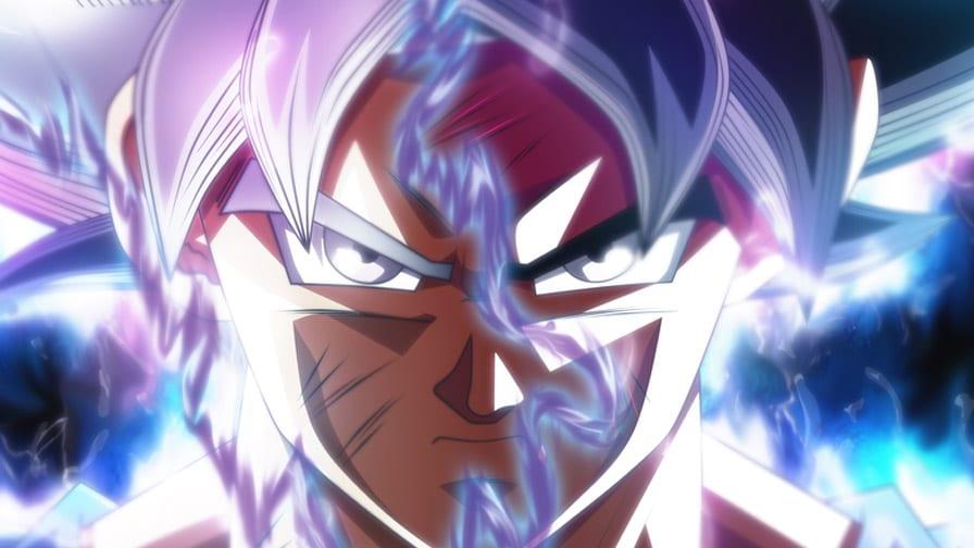 Dragon Ball Super Ilustrador Desenha Goku Ultra Instinto