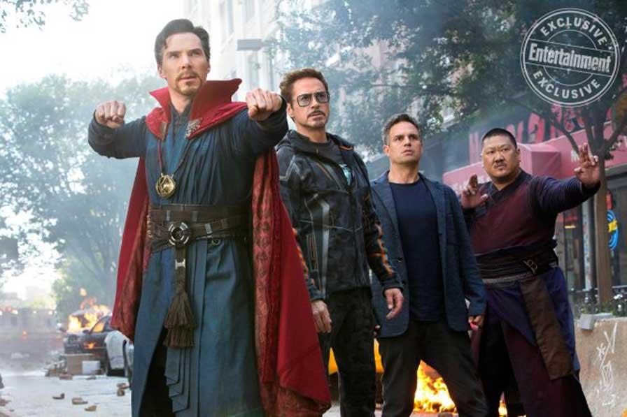 Guerra Infinita | Produtor revela que novo trailer será lançado em breve — Vingadores