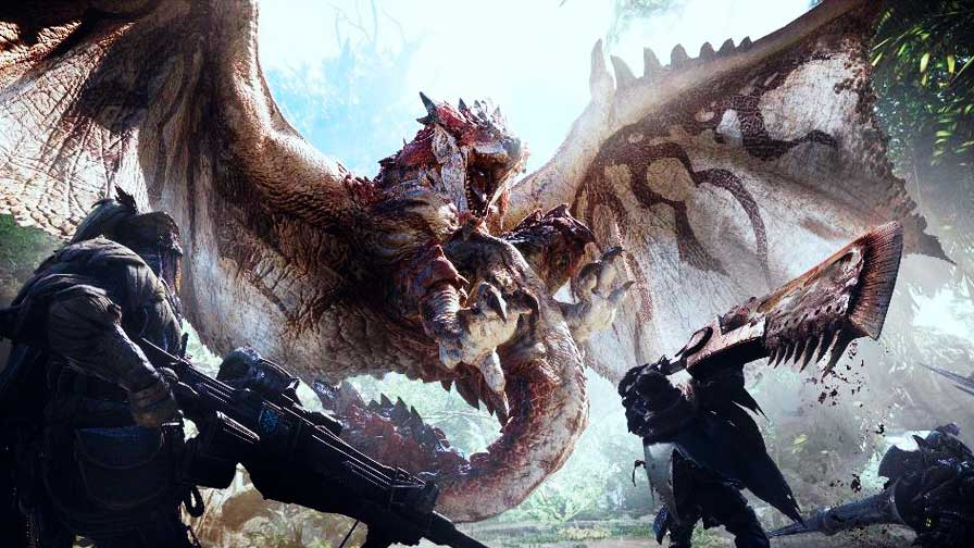 Monster Hunter World se torna maior sucesso comercial da Capcom