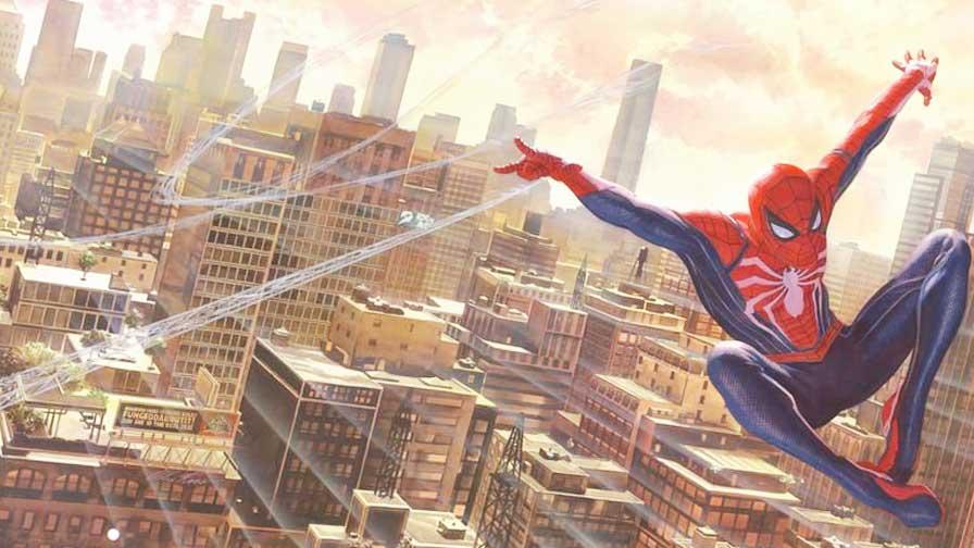 Spider-Man ganha data de lançamento! Confira
