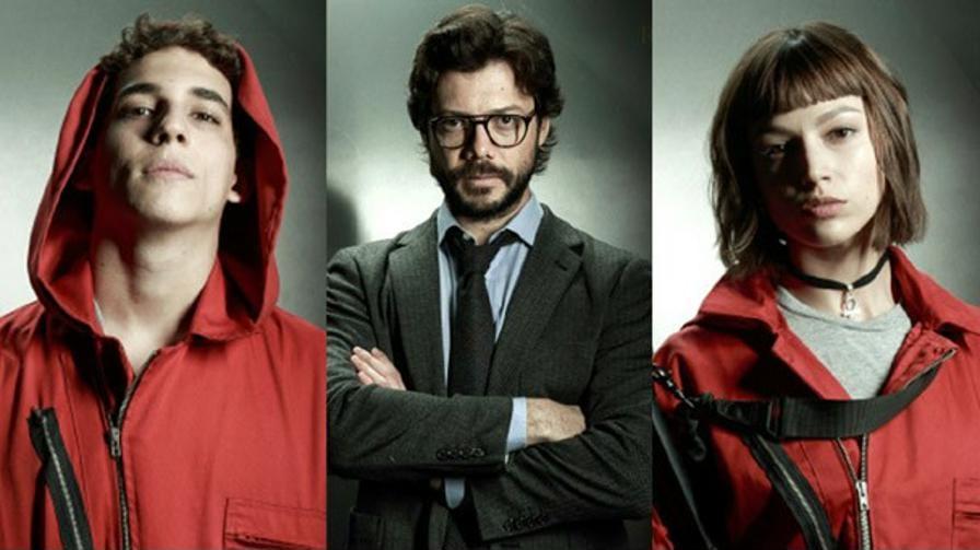 Netflix: 2ª Parte de La Casa de Papel e as novidades no