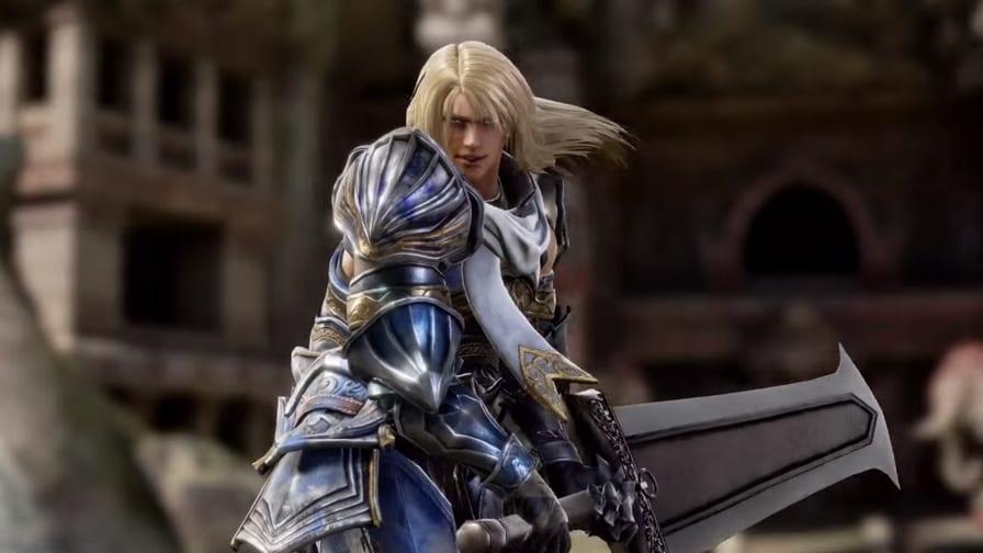 Lutador clássico Siegfried retorna ao game — Soul Calibur VI